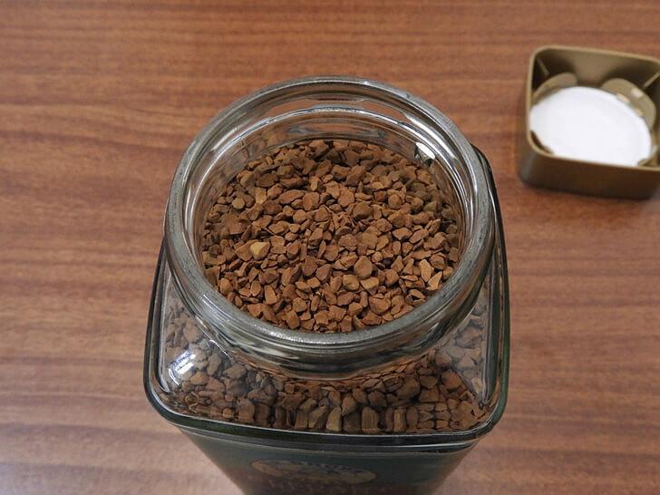 開瓶伯朗極緻香醇風味即溶咖啡